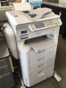 M社様で稼働中のスマートチャージA3複合機