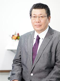 Seiji Aoki, President