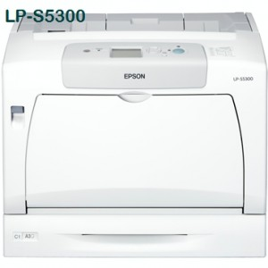カラーページプリンター LP-S5300